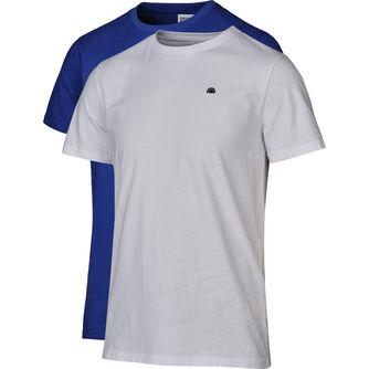 Marbella 2-pk t-skjorte herre