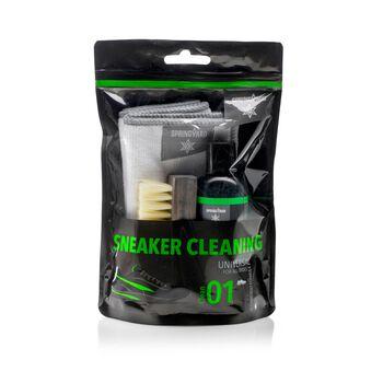 Springyard Sneaker Cleaning Kit rengjøringssett Gjennomsiktig