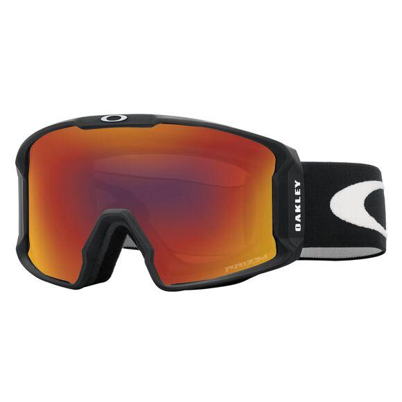 Line Miner XM Prizm™ Sapphire - Matte Black alpinbriller