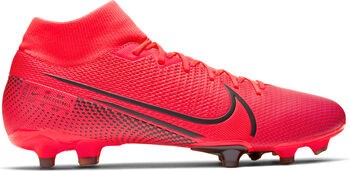 Nike Mercurial Superfly 7 Academy fotballsko gress/kunstgress Herre Rød