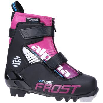 ALPINA Frost skisko klassisk barn/junior Svart