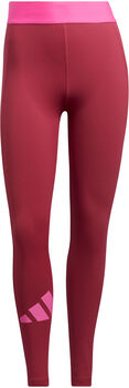 adidas Techfit Life Mid-Rise Badge of Sport tights dame Rosa