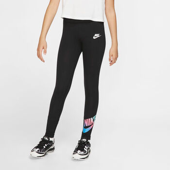 Nike NSW tights junior Jente Svart