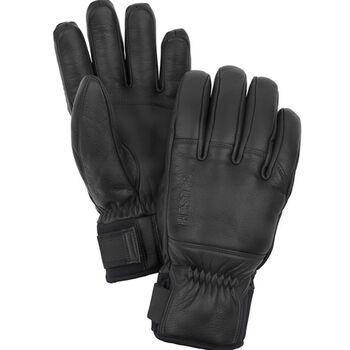 Hestra Omni - 5 Finger hansker Herre Svart
