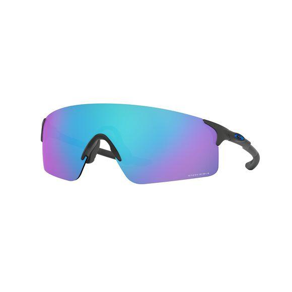EVZero Blades Prizm Sapphire Steel sportsbrille