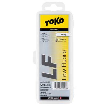 TOKO LF Hot Wax 120 gram rennvoks gul