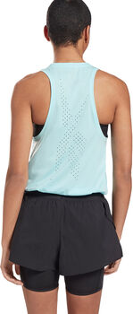 Reebok United By Fitness Perforated singlet dame Blå