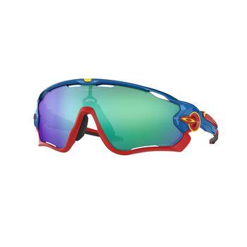 Oakley Jawbreaker Prizm™ Jade - Snapback Blue sportsbriller Herre Grønn