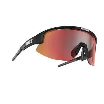 BLIZ Matrix sportsbrille Rød