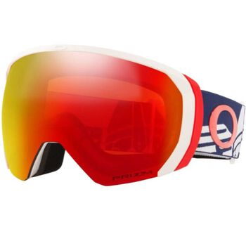 Oakley Flight Path XL Aleksander Kilde Signature Series Snow alpinbriller Herre Rød