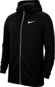Nike Dri-FIT hettejakke herre Svart