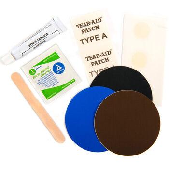 Therm-a-Rest Permanent Home Repair lappesaker til liggeunderlag Flerfarvet