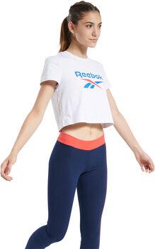 Reebok Classics Big Logo t-skjorte dame Hvit