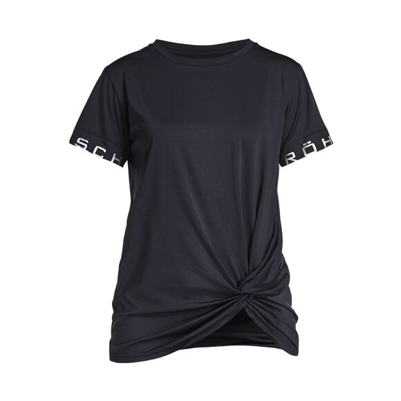 Knot teknisk t-skjorte dame