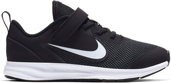 Nike Downshifter 9 løpesko barn Svart