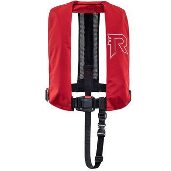 Regatta Aquasafe Elite automatisk oppblåsbar redningsvest Herre Rød