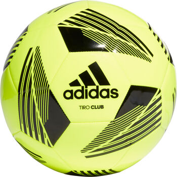 adidas Tiro Club fotball Gul
