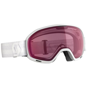 SCOTT Unlimited II OTG alpinbrille Herre Hvit