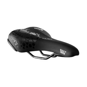 Selle Royal Freeway Fit sykkelsete herre Brun