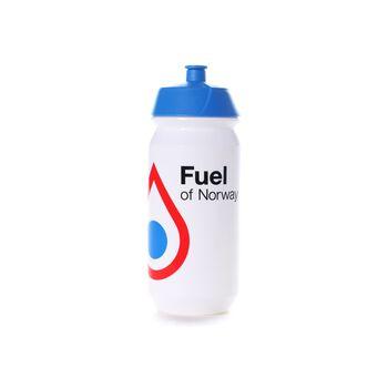Fuel of Norway Drikkeflaske 0,7 liter blå Dame Hvit