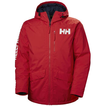 Helly Hansen Active Fall 2 parkas herre Rød