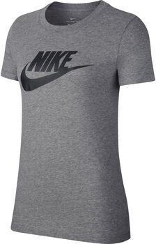 Nike Sportswear t-skjorte dame Grå