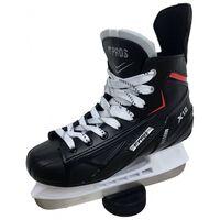 X 1.0 hockeyskøyter junior og senior