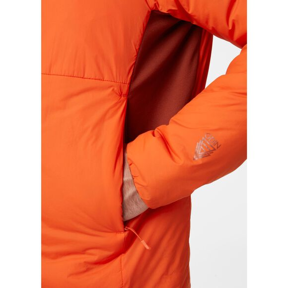 Odin Stretch Hooded Insulator jakke herre