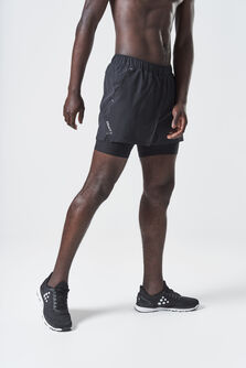 Adv Essence 2-in-1 Stretch løpeshorts herre