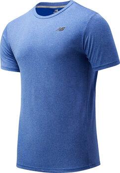 New Balance Revitalize Cool Tee teknisk t-skjorte herre Blå