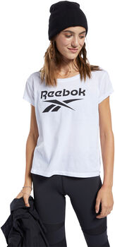 Reebok Graphic t-skjorte dame Hvit