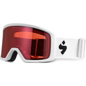 Sweet Protection Firewall Satin White Ruby alpinbriller Herre Hvit