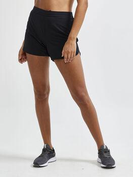 Craft ADV Essence 5 Stretch shorts dame Svart