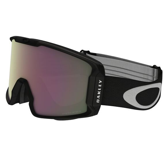 Line Miner Prizm™ Hi Pink Iridium- Matte Black alpinbriller