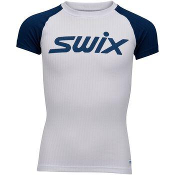 Swix Racex Bodyw superundertøyoverdel junior Flerfarvet