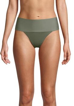 Casall Iconic High Waist Bikini Bottom bikinitruse dame Grønn