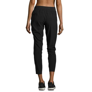 Casall Essential Slim Woven Pants joggebukse dame Svart