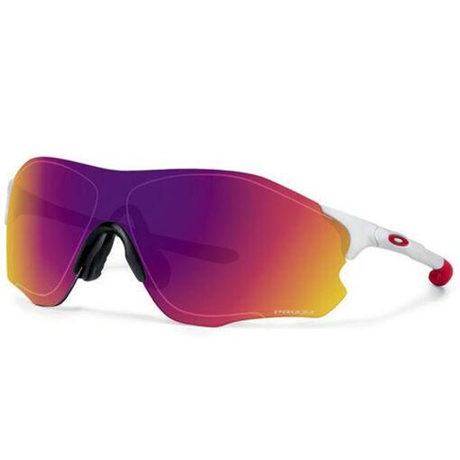 EvZero Path Prizm™ Road - Matte White sportsbriller