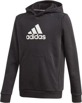 adidas Logo hettegenser junior Gutt Svart