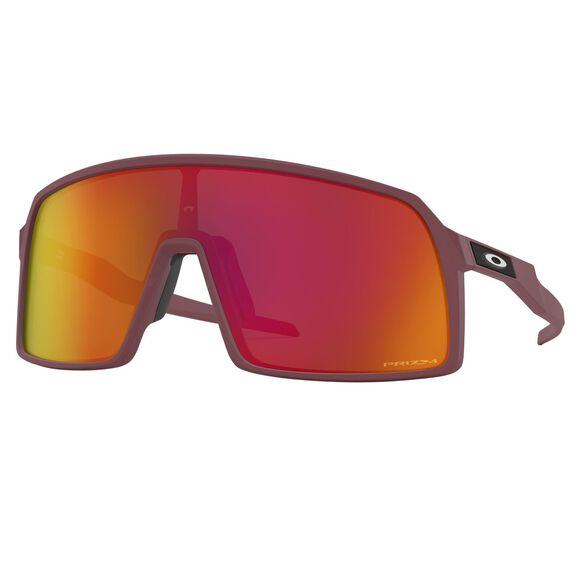 Sutro Prizm™ Ruby - Matte Vampirella sportsbriller