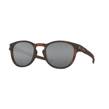 Oakley Latch Prizm™ Black - Matte Brown Tortoise solbriller Herre Brun