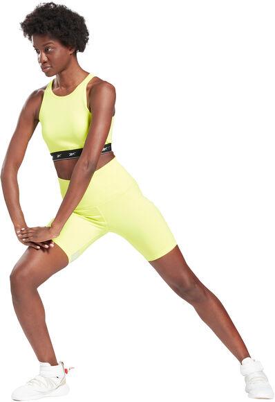 Beyond The Sweat Bike Shorts tights dame