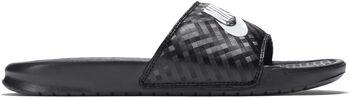 Nike Benassi JDI sandal dame Svart