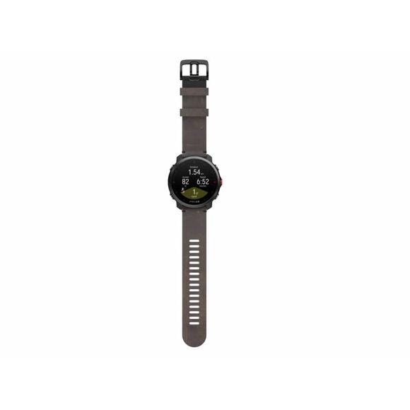 Grit X Grønn Silikon M/L klokkereim