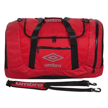 UMBRO Velocita Player 40 liter treningsbag Rød