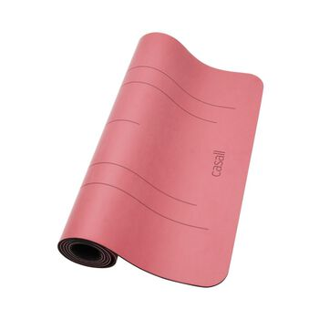 Casall Grip&Cushion III 5 mm yogamatte Rosa