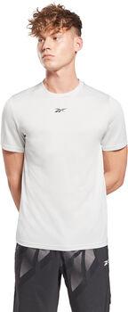 Reebok Workout Ready Melange t-skjorte herre Hvit