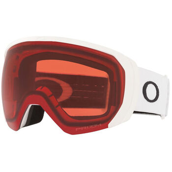 Oakley Flight Path XL Matte White, Prizm Snow Rose alpinbriller Herre Brun