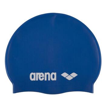 Arena Classic Silicone badehette junior Blå