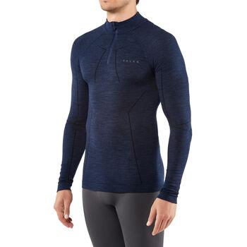 Falke Wool-Tech ulltrøye herre Blå